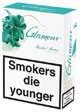 Buy discount Glamour Menthol Superslims online